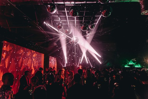Bacardi Dancefloor Main Event with Disclosure