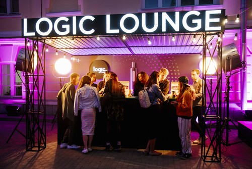 LOGIC LOUNGE НА ФЕСТИВАЛЕ ESQUIRE WEEKEND